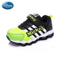 迪士尼儿童鞋新款男童运动鞋中大童跑步鞋弹簧底 DS2088