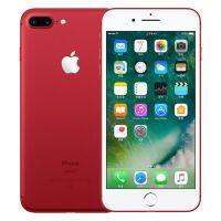 【送软性防爆膜+手机壳】Apple苹果 iPhone7 Plus 128GB 苹果7 plus 红色 移动联通电信全网通公开版4G手机 128GB