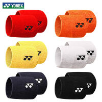 YONEX尤尼克斯男女运动护腕篮球羽毛球 尤尼克斯护腕AC489EX (对装护腕) 红色(对装)