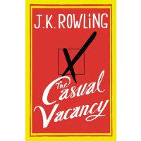 The Casual Vacancy 《偶发空缺》英文原版之精装版 哈利波特之母JK罗琳首部黑色幽默成人小说!以在一座看似诗情画意实则暗藏争斗的英国小镇为背景,讲述了小镇表面平静下的种种勾心斗角。当当5星级英文学习产品