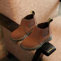 2016秋季新款儿童马丁鞋复古英伦男童罗马短靴女童皮靴子LLgg