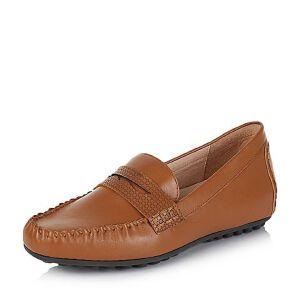 Bata/拔佳牛皮革女休闲鞋65405CM6