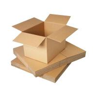 谋福 1-12号 五层优质特硬邮政纸箱 BC瓦楞空白款 印刷快递包装盒批发 搬家快递纸箱 五层特硬
