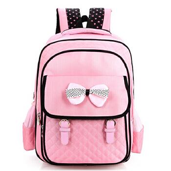 maithbot韩版时尚儿童书包小学生书包女生女童1-3-6年级可爱公主