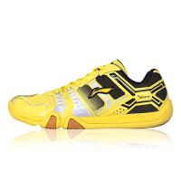 李宁羽毛球鞋 新款正品男子贴地飞行夏季超轻透气防滑耐磨AYTK007