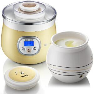小熊(Bear)酸奶机 家用全自动 自制米酒机 陶瓷内胆 SNJ-530