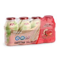 美国界界乐/Jelley Brown 酸奶乳酸菌宝宝饮品 水蜜桃 水果汁饮料