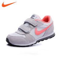Nike/耐克童鞋2017年男女童运动鞋中童慢跑鞋学生波鞋 807320 007