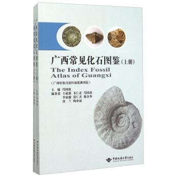 广西常见化石图鉴(套装上下册)