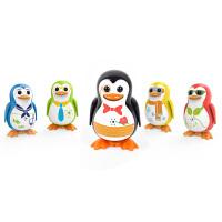 [当当自营]Silverlit 银辉 知音小企鹅 儿童电动发声玩具 随机颜色发货SVPOIF88333STD01