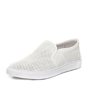 Belle/百丽专柜同款夏季时尚休闲男单鞋4LR01BM6
