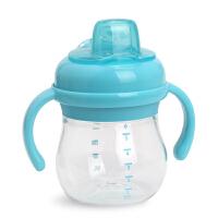 美国OXO tot鸭嘴杯儿童吮吸杯宝宝水杯喝水婴儿学饮杯杯子带手柄