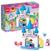 【当当自营】LEGO 乐高 DUPLO得宝系列 灰姑娘的魔法城堡 积木拼插儿童益智玩具10855