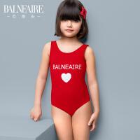 【顺丰急送达】范德安可爱防晒儿童泳衣 女孩大中童宝宝连体游泳衣沙滩女童泳装