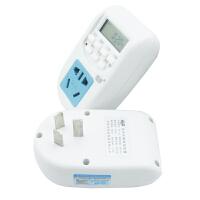 (两只优惠装)16A 3600瓦 大功率 定时器 定时开关电源插座 厨房定时器 电子倒计时器 220v 充电宝 热水器/空调*定时器 品益PY-16