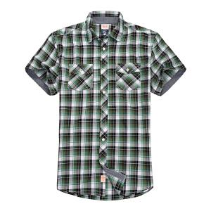 杰克琼斯短袖衬衫18-1-10-213104004040