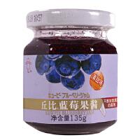 [当当自营] 丘比 蓝莓果酱(清甜味)135g