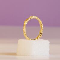 【尤目YVMIN】设计师品牌原创925银甜食系列糖纸戒指
