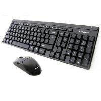 Lenovo 联想 KM4905 无线键鼠套装 薄静音 无线鼠标键盘一体