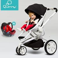 【支持礼品卡】荷兰Quinny婴儿推车 quinny moodd 可坐可躺高景观婴儿童车轻便可折叠