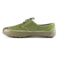谋福 军训鞋解放鞋劳保鞋学生军训用鞋耐磨帆布鞋男女工地鞋登山鞋黄球鞋 胶鞋