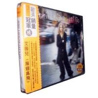正版Avril Lavigne Let's Go 艾薇儿 首张专辑 展翅高飞 CD