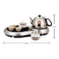 金灶QQ-100茶具 变频电磁三合一组合泡茶炉1200W  电磁炉 电茶炉