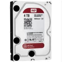西部数据(WD)台式机硬盘 4T 红盘 4TB SATA6Gb/s 64M 台式机硬盘(WD40EFRX) 品质铸造品牌!红盘的广泛兼容性、专为网络存储而设置,不仅仅是NAS硬盘,更是网络存储时代的开拓者!