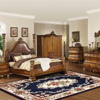享家欧式系列康可家居客厅卧室沙发茶几地毯 地毯地垫130*188�M