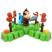 文盛  猴子骑兵 偷香蕉金币桌面游戏 亲子互动玩具 夺宝猴兵WS5326