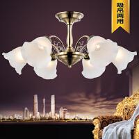 祺家 吸吊两用吸顶灯客厅灯卧室灯餐厅吊灯饰灯具SX11