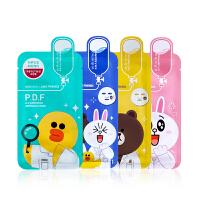 韩国可莱丝动物卡通面膜4款任选补水保湿淡斑嫩白10片/盒