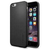 SPIGEN韩国SGP Capsule胶囊套苹果6 4.7英寸硅胶套 苹果iPhone 6/6S 透明超薄防摔硅胶保护套TPU壳