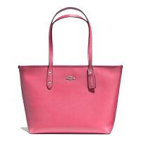 【当当自营】蔻驰(COACH)时尚女士经典款手提包斜挎女包购物袋  F57522