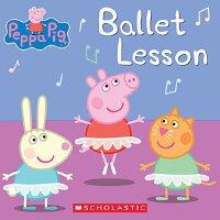 粉红猪小妹:芭蕾课【现货】英文原版童书 Peppa Pig:Ballet Lesson 小猪佩奇