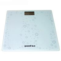 鱼跃电子秤体重秤健康秤 BS-1001 超薄体型 大屏显示 操作简单更多优惠请搜索【好药师鱼跃】