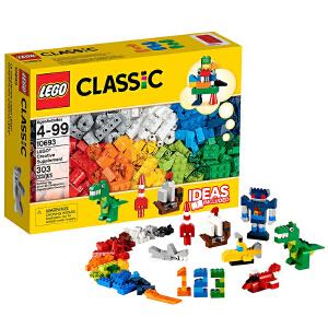 [当当自营]LEGO 乐高 CLASSIC经典创意系列 积木补充装 积木拼插儿童益智玩具 10693