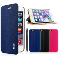 imak Apple 苹果 iPhone6 乐系列松鼠纹皮套 手机套 手机保护套 手机配件手机配件