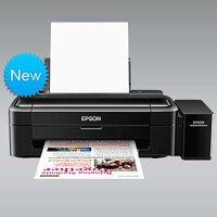 爱普生(EPSON) L130原装连供墨仓式家用学习办公照片打印机