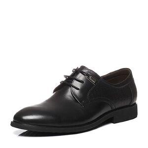 Teenmix/天美意春季专柜同款牛皮男单鞋1US0TAM6
