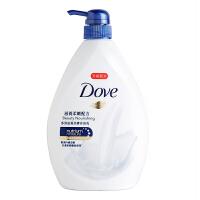 港版多芬(Dove)沐浴露经典牛奶沐浴露1000ml 2981/2981