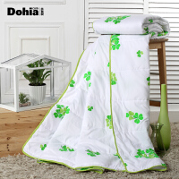 多喜爱家纺 新品 清爽夏薄被 幸运草 空调被 夏凉被 床上用品