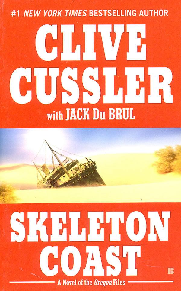 skeleton coast 电玩恶魔 9780425222256 英文原版