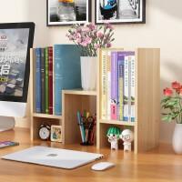 【满199-100】书柜 置物架 零食架 层架书架 收纳置物  简易书架创意书架书架 客厅装饰架子