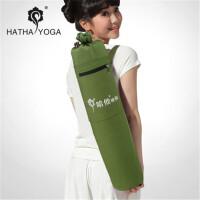 哈他yoga加厚宽大环保棉布专业多功能瑜伽垫背包瑜珈袋子