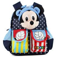 迪士尼 宝宝卡通双肩包 男童女童幼儿园背包 儿童书包SM80738