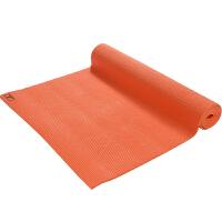 [当当自营]皮尔瑜伽 PVC6mm纯色防滑瑜伽垫橙色 (附带背包)