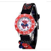品迪士尼儿童手表 男童女童小学生指针卡通表 迪斯尼蜘蛛侠手表