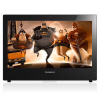 联想(Lenovo)扬天S800 24英寸办公家用一体机电脑 i5-4460 8G 1T DVD刻录 2G独显 Win7相框式底座黑色官方标配