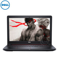 戴尔 DELL 灵越游匣15PR-5545B 15.6英寸游戏笔记本电脑 i5-7300HQ 4G 128GSSD+1T GTX1050 4G独显 FHD黑色官方标配